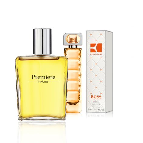 parfum isi ulang wanita Hugo Boss Orange for Woman